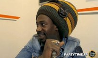 Jacko with Bambool & Meta Dia at Party Time Radio Reggae Show - 25 OCT 2015