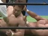 GHC Jr Heavyweight Title & AJPW World Jr Heavyweight Title Unification Match KENTA vs Naomichi Marufuji 10-25-08 part 1