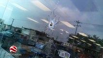 Incendio de vehículos ,Balaceras y Narcobloqueos Reynosa Tamaulipas .