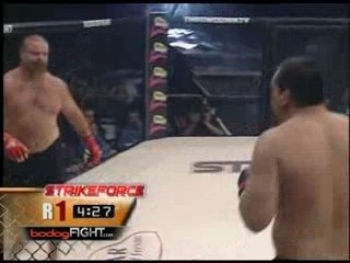 Strike Force - Tank Abbott vs Buentello