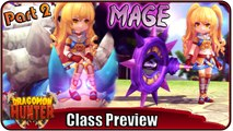 DRAGOMON HUNTER | Mage Gameplay Preview #2 German Comments [Anime MMORPG 2015]