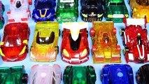 25대 터닝메카드 변신 장난감 25 MeCard cars card transforming robot car toys カ
