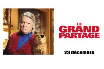 LE GRAND PARTAGE - Teaser #2 avec Josiane Balasko - au cinéma le 23 décembre