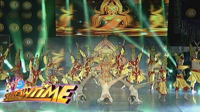 It's Showtime Halo Halloween: Asia's Finest Thai-inspired Performance
