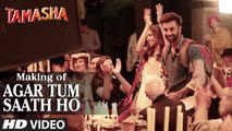 Agar Tum Saath Ho Video Song _ Tamasha _ Ranbir Kapoor _ Deepika Padukone