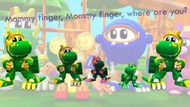 Animal Mechanicals Finger Family Song Daddy Finger Nursery Rhymes Sasquatch rex Mouse Komo