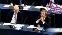Denis Décode la passe d'armes entre François Hollande et Marine Le Pen au Parlement européen