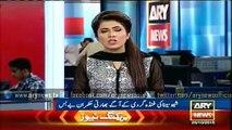 Ary News Headlines 26 October 2015 , Intiha Pasand Shiv Sena ReActed By Pakistani Actors