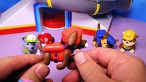 PAW PATROL Nickelodeon Paw Patrol Pup Buddies Pack a Paw Patrol YouTube Video Toy Review