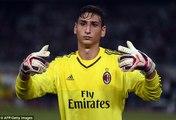 Gianluigi Donnarumma, le jeune gardien qui a brillé face au Real Madrid
