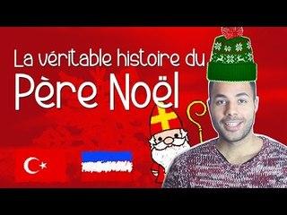 Le Père Noël ne vient pas de Laponie mais de Turquie - Savant Singe