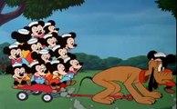 Mickey Mouse La Fête de Pluto (1952)