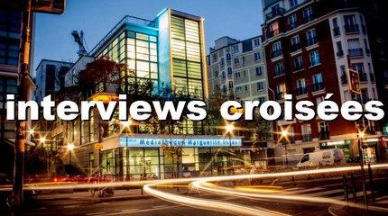 Interviews croisées sur le métier de bibliothécaire à Paris (ASBM)