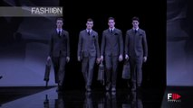 EMPORIO ARMANI Full Show Autumn Winter 2014 2015 Milan Menswear MFW by Fashion Channel