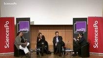 """""""Numérique, qui fait la loi ?"""" Forum France Culture à Sciences Po Paris"""