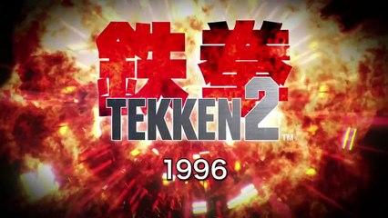 Trailer PGW 2015 de Tekken 7