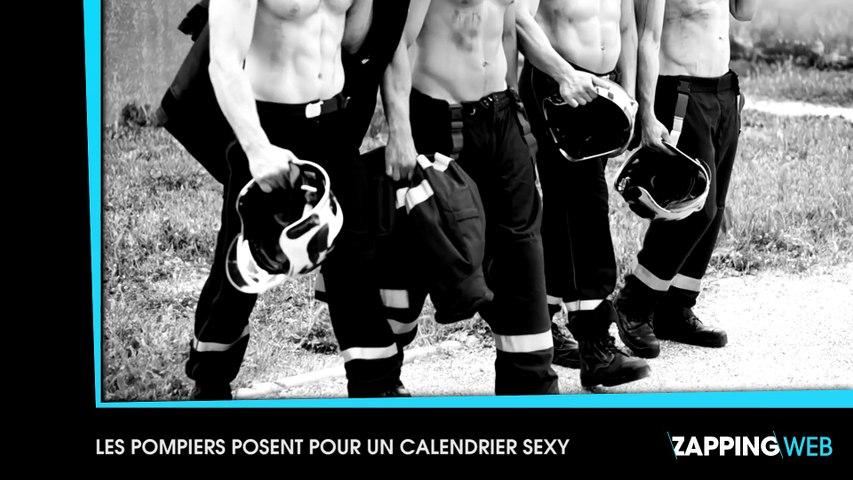 Découvrez le making-of sexy du calendrier des Pompiers Sans Frontières