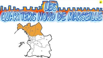 quartier nord marseille carte Expliquez nous Les quartiers nord de Marseille