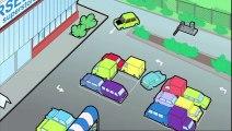 KZKCARTOON TV - Mr Bean - Car Park Trouble