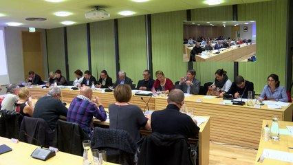 Conseil municipal du 26 octobre 2015 (REPLAY) (2015-10-26 18:01:13 - 2015-10-26 20:54:17)