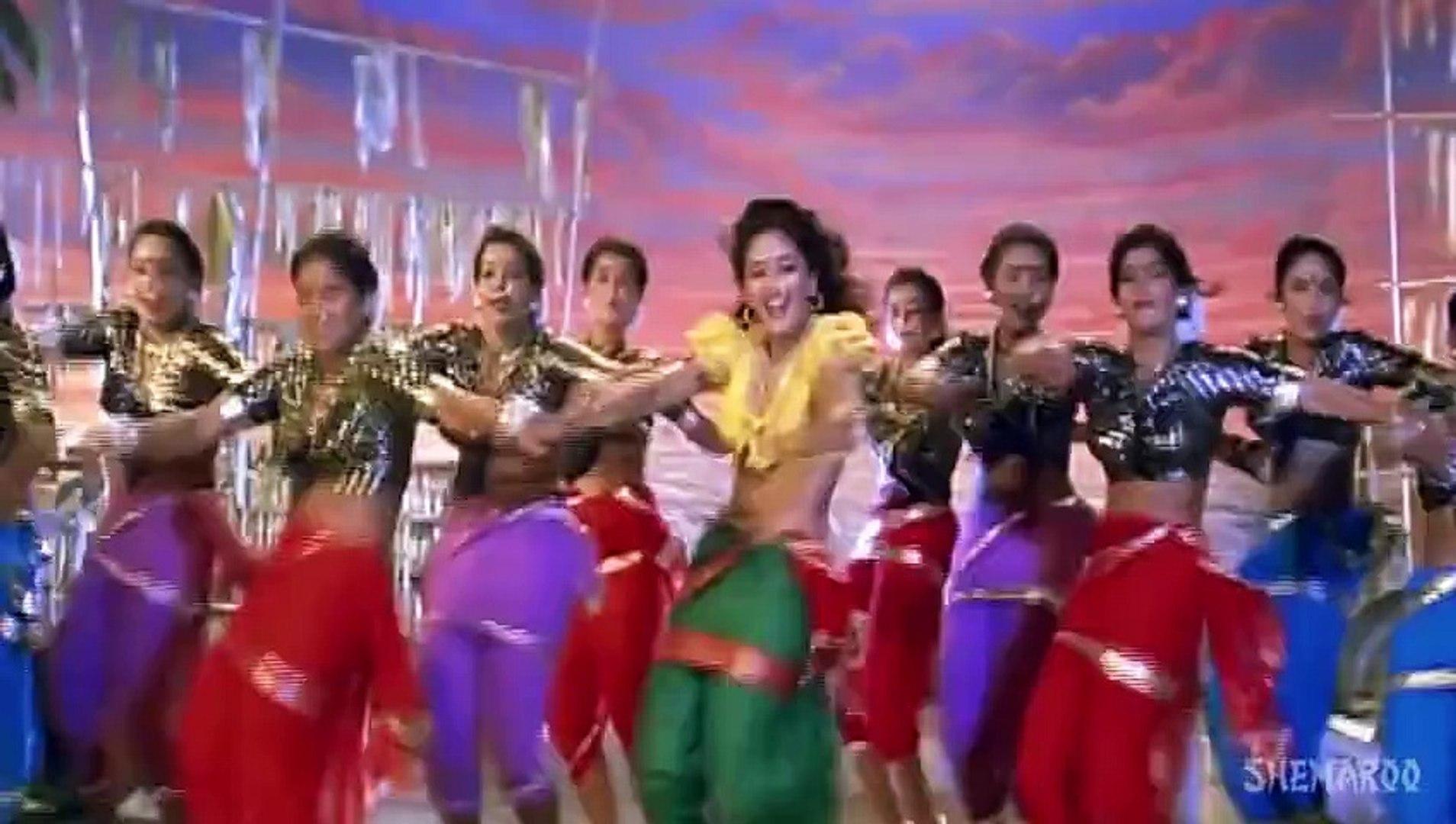 Humko Aaj Kal Hai Intezaar - Madhuri Dixit - Sailaab Songs - Aditya  Pancholi - Anupama- Full Video Song
