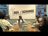 Congress leader Digvijay Singh speaks on UPA bureaucracy - Idea Exchange