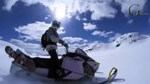 GoPRO SNOWBOARDING Best Snowboard Tricks Freestyle Snowboarding [ extreme sports 2015 ]