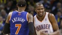 NBA Predictions: Finals, Melo & Durant