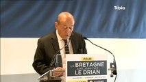 Régionales 2015: Jean-Yves Le Drian, chef de file (Bretagne)