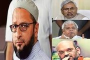 Asaduddin Owaisi Head Ache in Bihar For These Leaders Must Watch