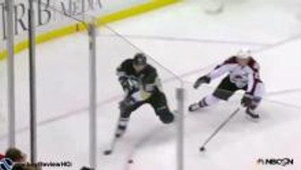 Sidney Crosby Deke Breakdown