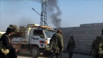 Syria War Heavy Firefight And Clashes Between Al Qaeda And Syrian Rebels Plus Syrian Army