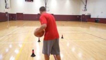 The Carmelo Anthony Hip Rotation Move