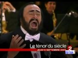 Luciano Pavarotti - Le Ténor du Siècle - Addio Luciano (Death Report)