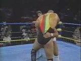 Arn Anderson w/heyman  vs Nikita Koloff