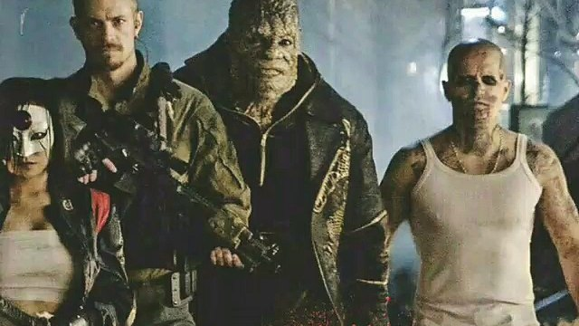 More Suicide Squad Images Released with Character Descriptions from the Actors