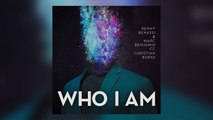 Benny Benassi & Marc Benjamin feat. Christian Burns Who I Am (Cover Art)