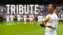 Cristiano Ronaldo ● Tribute - The Real Madrid King - 2015-2016 4k HD