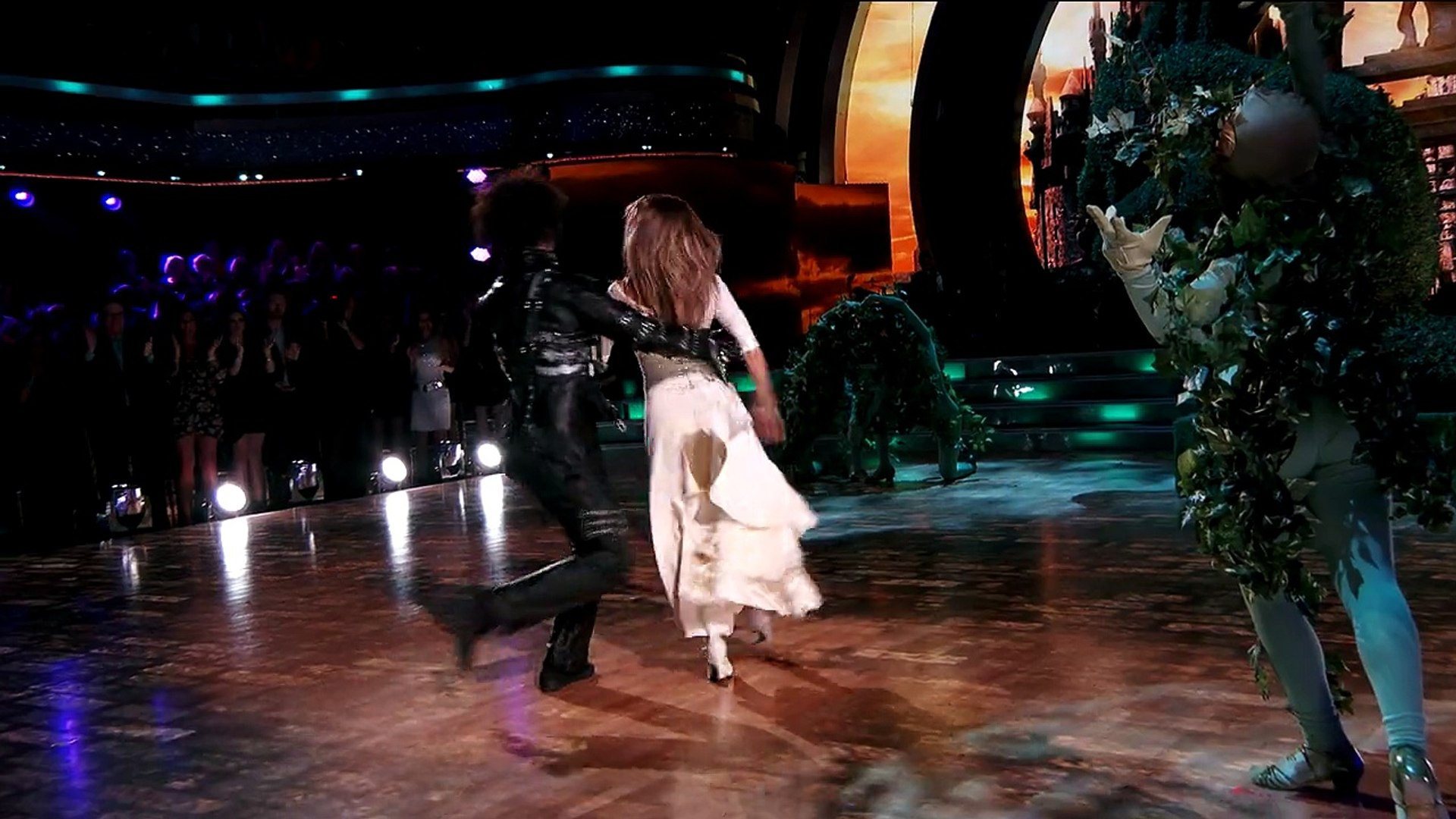 Dancing with the Stars Season 21 Week 7 Alexa and Mark Paso Doble