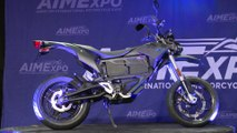 2016 Zero Motorcycles at AIMExpo 2015