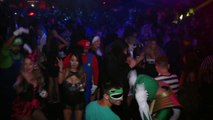 Sexy Playboy Halloween Party And James Franco At Premiere