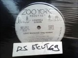 LOWRELL SIMON -LOVE MASSAGE(RIP ETCUT)ZOO YORK REC 81