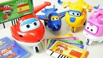 Super Wings 슈퍼윙스 세계여행 장난감 SuperWings World Tour & Tayo Poli toys