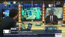 Bertin Nahum présente Rosa, son dispositif robotisé destiné à la chirurgie du cerveau et de la colonne vertébrale - 27/10