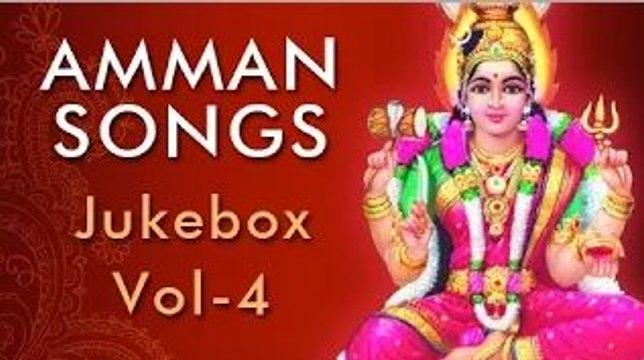 Amman Devotional Songs Jukebox - Vol 4 - Navarathri Special Video Songs
