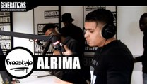 Alrima - Freestyle (Live des studios de Generations)