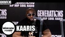 Kaaris - Interview #DoubleFuck (Live des studios de Generations)