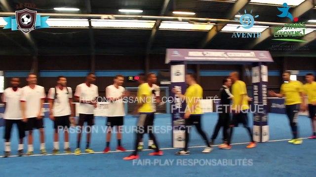 Partenariat LE FIVE FC - Aux Stades Citoyens