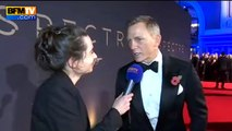 """Daniel Craig: """"Etre James Bond, ce n'est pas si dur"""""""