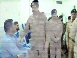 General Raheel Sharif Visit Armed Forces Institute